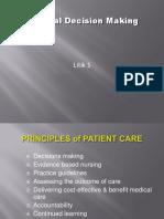 Clinical Decision Making Lilik