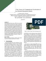 FPGA Genreal Paper