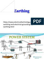 Earthing Safety