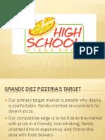 Grande Diez Pizzeria