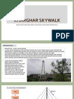 Kharghar Skywalk