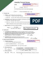 stats formula list