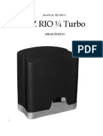 Manual Esp Corredizo Dz Rio 1.4 Analogico