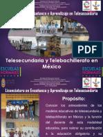 Presentacion Telesec y Telebach en Mex Con Preguntas y Respuestas