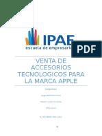 Modelo Venta Accesorios Apple