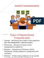 Chap 11 - Organizational Communication.ppt