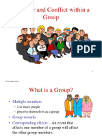 Chap 13 - Behavior and Conflict within a Group.ppt