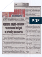 Hataw, Aug. 22, 2019, Kamara, kayod-kalabaw sa national budget at priority measures.pdf