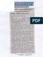 Manila Standard, Aug. 22, 2019, House consolidates bills on teachers pay allowances.pdf