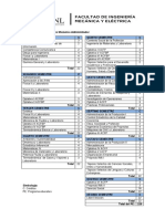 Ing MecanicoAdministrador Plan de Estudios