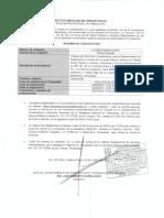 Resumen Convocatoria LO E4 2019