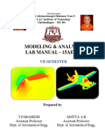 Ansys Lab Manual