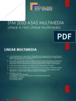 LA 1 Linear & Non Linear Multimedia