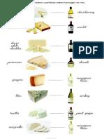 23. Les Associations Parfaites Entre Fromages Et Vins