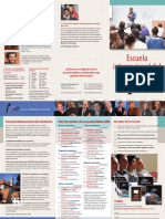 Isom Flyer Español