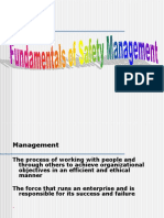 LECTURE 1- Safety Management Systems