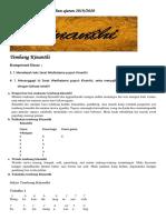 Modul Basa Jawa Kelas Xii