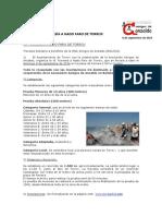 Normativa Travesía Faro Torrox 2019