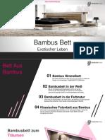 Bambus Bett.pptx