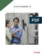 Scan to PC Desktop v13 Network Installation Guide