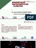 Parámetros farmacocinéticos clínicos.ppt