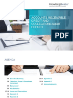 Accounts Receivable Credit and Collections Review Audit Report (1)