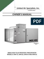 Uas Owners Manual Smog Hog Shn