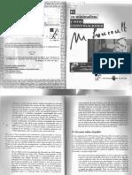 Foucault - El Discurso Sobre El Poder, En El Yo Minimalista