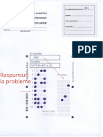 Exemplu Completare Grila Informatica 2019