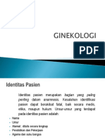 Ax Px Kuliah Ginekologi