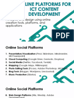 Ict Platforms