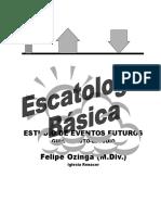 Escatología Básica - Guía de Auto-Estudio