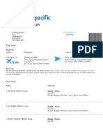 Itinerary Receipt - Tito Cesar Fam April2019