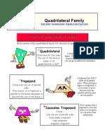 Quadrilateral Family