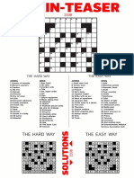Puzzle 2338 for 18 Aug 2019