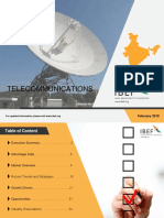 Telecommunications Feb 2019
