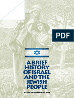 BRIEF HISTORY OF THE JEWISH PEOPLE