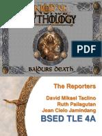 Death of Baldur