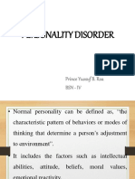 Personality Disorder PPT ROA Final.pptx