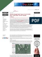 Harness Google Earth Tools in Civil 3D 2008, Part 1 (CAD Clinic_ Civil 3D Tutorial) _ Cadalyst