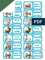 Domino en español
