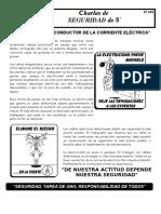 049-Usted Es Un Buen Conductor de La Corriente Electrica