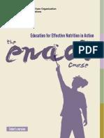 Educación Para Una Nutrición Efectiva en Acción FAO TUTOR-1-100