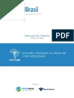 Cartilha Redesim Cliente