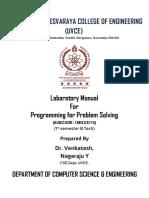 C Prog Lab Manual