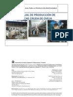 MANUAL DE PRODUCCIÓN DE LECHE CRUDA DE OVEJA