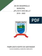 Plan de Desarrollo Pamplonita2019