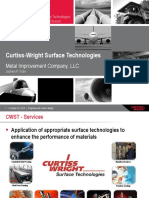 Presentation Curtiss Shot Peening Case