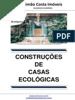 Construções de Casas Ecológicas