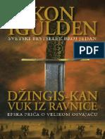 Conn Iggulden - Dzingis Kan 01 Vuk Iz Ravnice